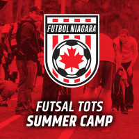 Futsal Tots Summer Camp