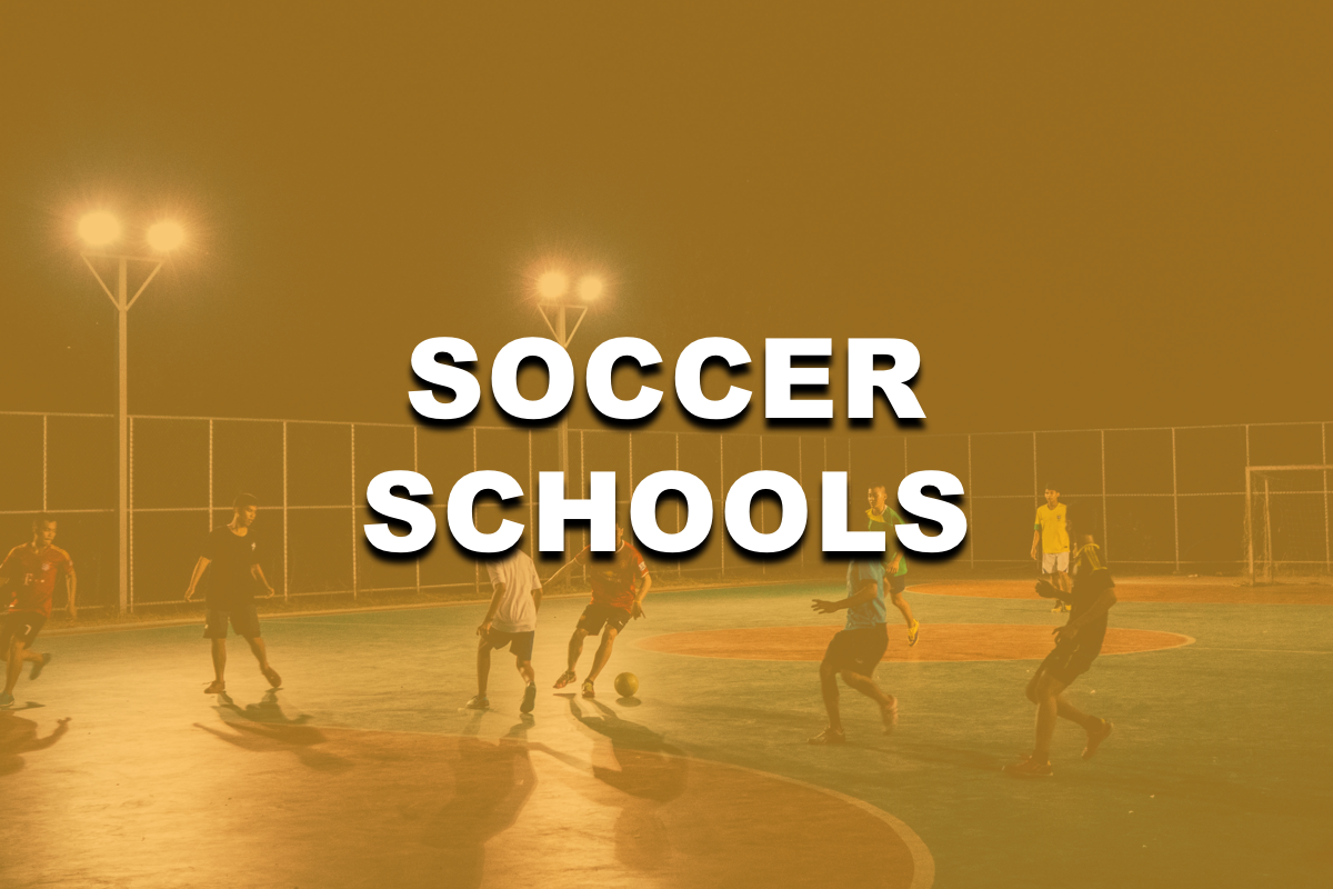 Spring Season – Soccer School