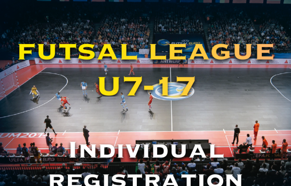 Fall Season – Futsal League